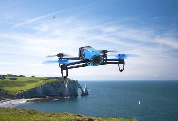 Parrot Bebop - Drohnen-Plakette / Kennzeichen