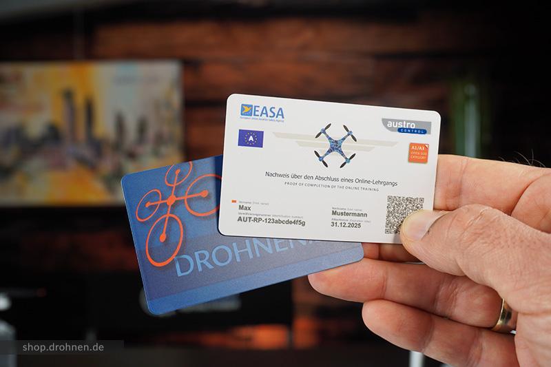 EU-Drohnenf-hrerschein-Kompetenznachweis-Karte-Scheckkarte-Plastik-sterreich