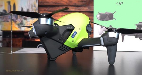 DJI FPV - Drohnen-Plakette / Kennzeichen