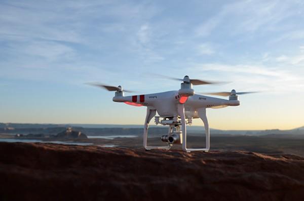 DJI Phantom 2 (Vision / Vision Plus) - Drohnen-Plakette / Kennzeichen