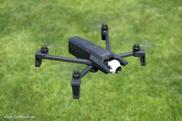 Parrot Anafi - Drohnen-Plakette / Kennzeichen