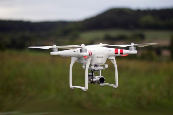 DJI Phantom 3 (Professional / Advances / Standard / SE / 4K) - Drohnen-Plakette / Kennzeichen